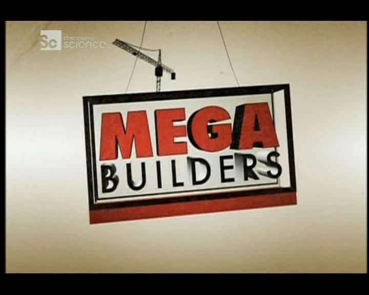 Discovery Channel - Mega İnşaatlar Boxset 32 Bölüm DVBRIP Türkçe Dublaj